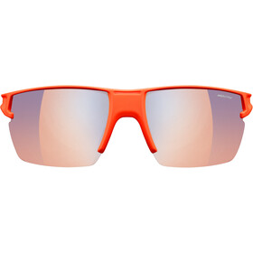 Julbo Outline Zebra Light Sonnenbrille Herren fluo orange/blue